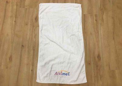 Handtuch Actimel